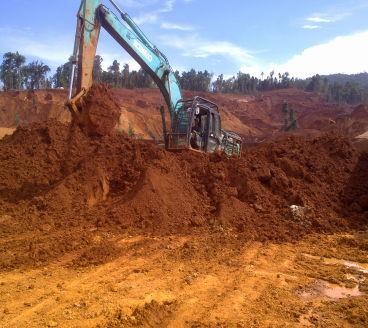 菲律宾上半年镍矿石产量下滑24% 因矿场关停及恶劣天气影响