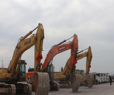 总投资5.2亿!中联水泥年产1500万吨砂石骨料项目开工奠基