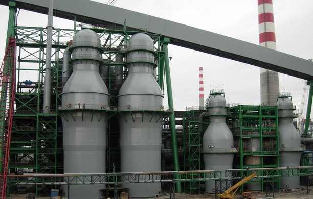 特大型高炉超高风温顶燃式热风炉技术的研究与应用