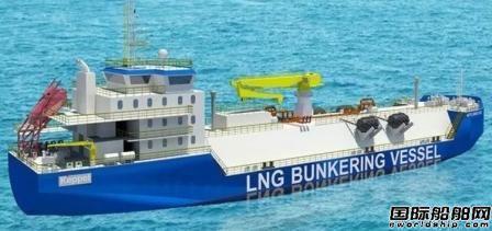 """LNG燃料成為全球航運業""""綠色助推劑"""""""